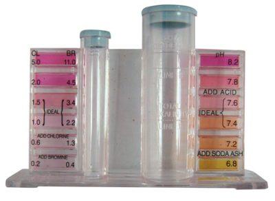 test kit tube