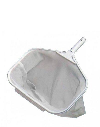 Απόχη πυθμένα με κλιπ (άσπρη)