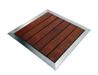 Shower tray Pluvium