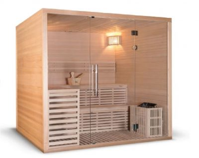 Sauna Calidus 5-6 ατόμων
