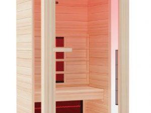 Sauna Helios υπερύθρων 1 ατόμου