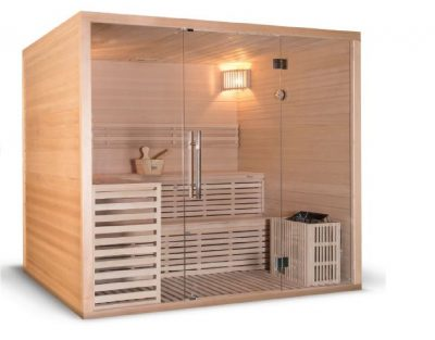 Sauna Serenis Hemlock 4 ατόμων