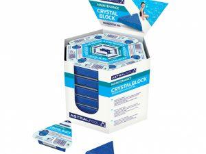 Crystal block - Κροκιδωτικό gel μιας χρήσης