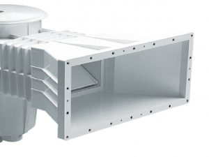 Kit 1 για mini spa Ypsilon με skimmer και υδρομασάζ
