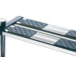 Διπλό αντιολισθητικό σκαλοπάτι ασφαλείας για σκάλα πισίνας AstralPool