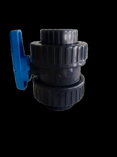 Βάνα PVC κολλητή Φ90mm Plimex