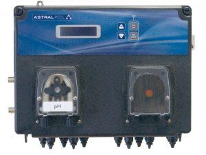 Ρυθμιστής / δοσομετρητής PH & ελεγκτής CL 1.5 I/h