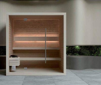 Sauna Fiora 3 - 4 ατόμων