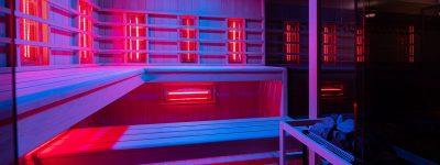 Sauna Eclipse 5-6 ατόμων