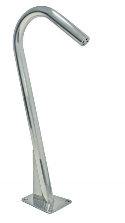 Κανόνι Inox 316 AstralPool (στρογγυλή έξοδος)