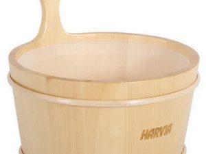 Κάδος ξύλινος 4l για σάουνα, AstralPool